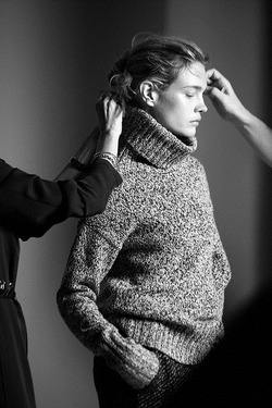 Наталья Водянова представила модный сегодня андрогинный стиль