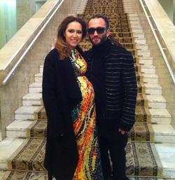 Бывшая солистка «Сливок» Карина Кокс ждёт малыша