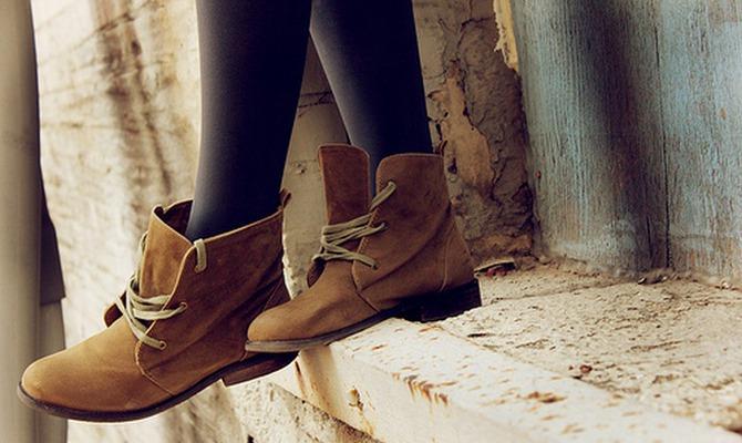 Готовимся к осени. Какая обувь будет в моде