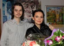 Ирина Безрукова с сыном Андреем фото