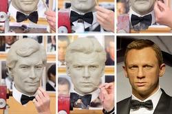 Музей мадам Тюссо собрал одновременно шесть фигур Джеймса Бонда