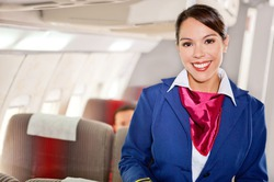 В Китае притесняют полных стюардесс