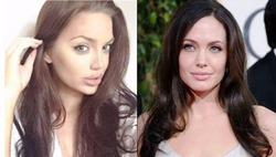 В Британии живёт точная копия Анджелины Джоли