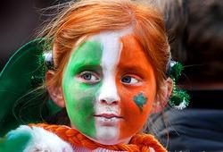 В Ирландии прошёл фестиваль рыжеволосых