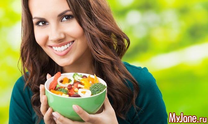 Вегетарианство и улучшение здоровья