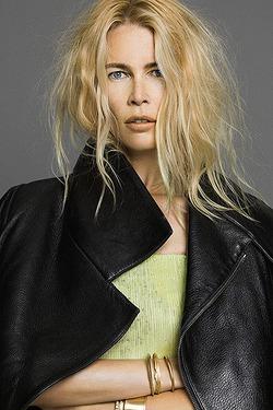 Клаудиа Шиффер сохранила всю одежду за последние 25 лет