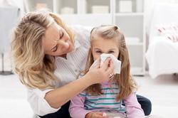 Иммунитет детей страдает от использования в доме моющих средств