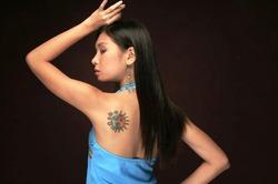 Татуировки могут сообщать о состоянии здоровья человека