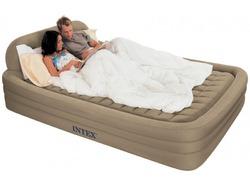 Надувная кровать: за и против
