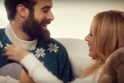 Кайли Миноуг и ее возлюбленный в новом клипе