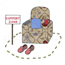 Опрос про зону комфорта