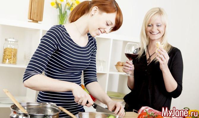 Блюда с добавлением вина