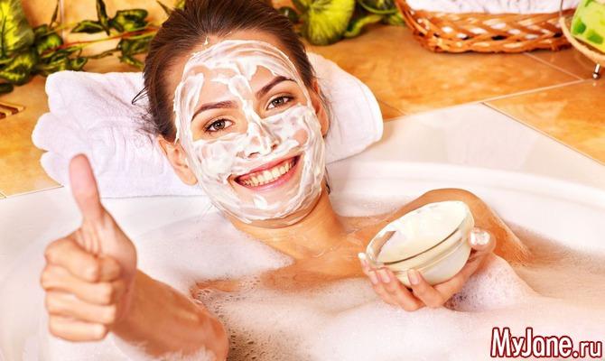 Экспресс-маски из сметаны для любого типа кожи