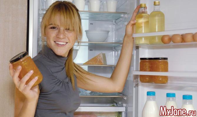 Десять продуктов, которые не стоит хранить в холодильнике