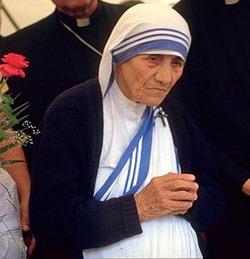 Мать Терезу хотят причислить к лику святых в 2016 году