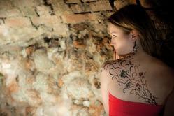 Татуировки были придуманы, чтобы лечить