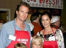 Синди Кроуфорд с семьей фото