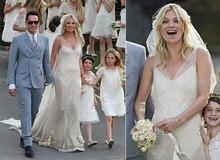 Свадьба Кейт Мосс с Джейми Хинсом фото