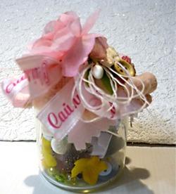 Баночка для мелочёвки из-под детского питания