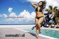 Купальники компании Sports Illustrated впервые демонстрируют модели plus-size
