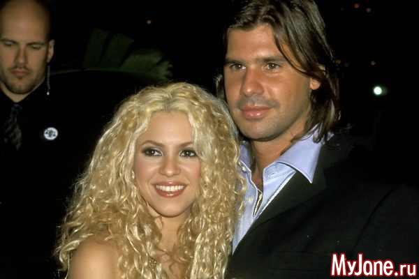 Экс-возлюбленные Шакира и Руа Антонио фото