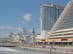 Атлантик-Сити признан самым романтическим городом США