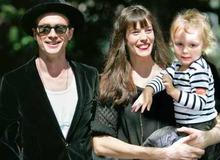 Лив Тайлер с первым мужем Ройстоном Лэнгдоном и сыном Майло фото