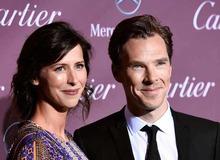 Бенедикт Камбербэтч с женой Софи Хантер фото