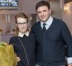 Собчак и Виторган встретили День святого Валентина в больнице
