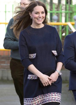 Врачи ошиблись со сроками беременности Кейт Миддлтон