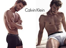 Джейми Дорнан в рекламе Calvin Klein фото