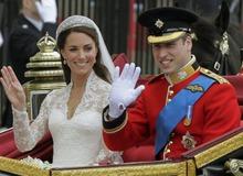 Свадьба принца Уильяма и Кейт Миддлтон фото