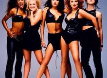 Виктория Бекхэм (в центре) в составе Spice Girls фото