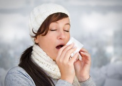 Каждый второй больной целуется во время гриппа