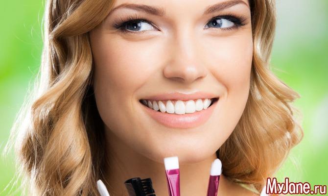 Приемы выразительности: молодильный макияж