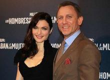 Дэниел Крейг с женой Рэйчел Вайс фото