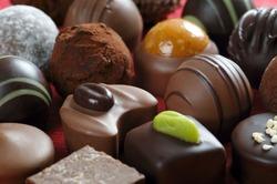 На вкус шоколада влияет его форма