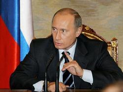 Владимир Путин сократил зарплаты кремлёвским служащим на 10%