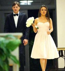 Мила Кунис и Эштон Кутчера: была ли свадьба?