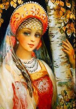 Русские женщины и... попугаизм