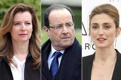 Во Франции снимут фильм о любовном треугольнике Франсуа Олланда