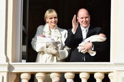 Представление наследного принца и принцессы Монако LIVE