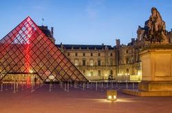 Лувр остается самым популярным музеем в мире