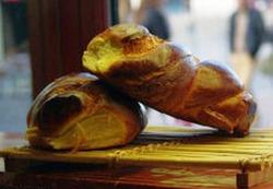 В Испании торгуют хлебом с добавлением золота