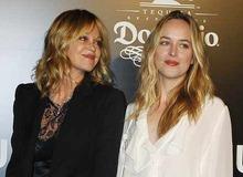 Мелани Гриффит и ее дочь Дакота Джонсон фото