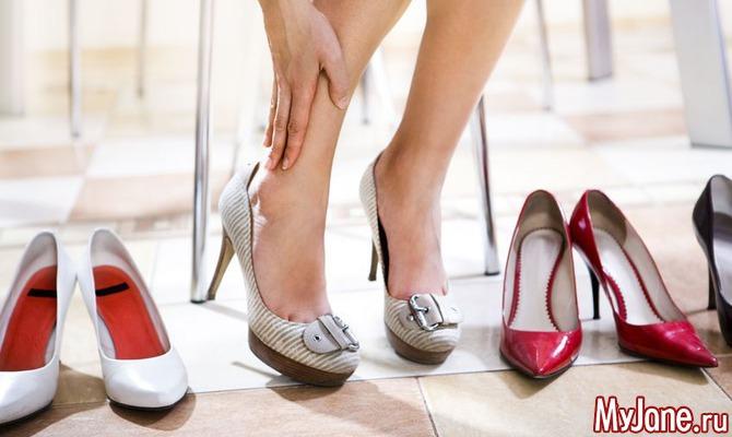 О чем расскажет ваша обувь?