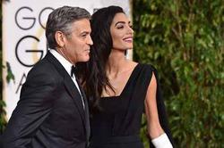 Джордж Клуни: два события – один костюм
