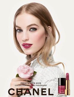 Chanel представил декоративную весеннюю косметику