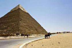 Египтяне отменили визовый сбор $25 для россиян