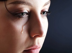 Учёные подтвердили: дамы слезливее мужчин в два раза